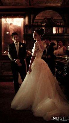 Stunning | Steven Khalil Wedding Dresses