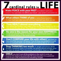 Seven rules..