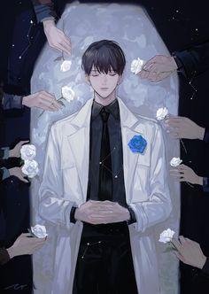 Manga Anime, Anime Art, Character Art, Character Design, Best Novels, Handsome Anime Guys, Boy Art, Light Novel, Pretty Art