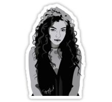 Lorde: Stickers | Redbubble