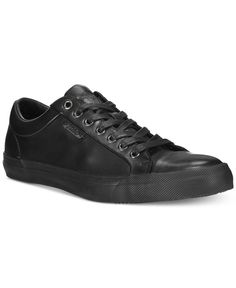 Shop for All Men\u0026#39;s Shoes online at Complete the total casual package with these low-top leather fashion sneakers from Polo Ralph Lauren.