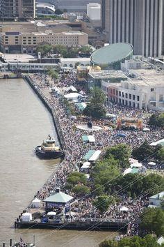 French Quarter Festival, New Orleans
