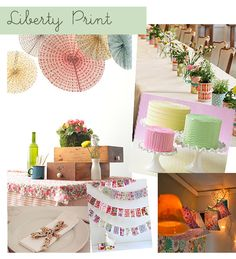 Liberty print party
