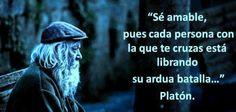 Platón Emma Watson Frases, Spanish Quotes, Beautiful Words, Wisdom, Thoughts, Life, Spanish Class, Popular, Coaching