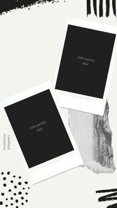 Pin by Unique Styles by Candace on Backgrounds in 2019 Instagram Blog, Creative Instagram Stories, Instagram Story Ideas, Free Instagram, Polaroid Frame Png, Polaroid Picture Frame, Polaroid Template, Hight Light, Instagram Frame Template