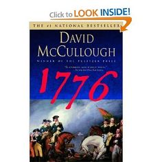 """1776"" by David McCullough"