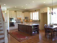 kitchen of an old farmhouse | Old Farm Custom Home