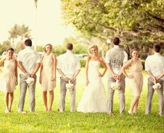 I would love to do this on my big day