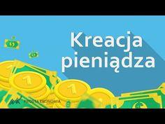 Kreacja pieniądza #dług publiczny - YouTube Youtube, Youtubers, Youtube Movies