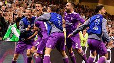 CHAMPIONS REAL MADRID 5
