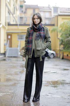 37 Mega Street Style Outfits From Milan Fashion Week   Grazia Fashion