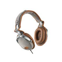 Rise Up™ Over-Ear Headphones - Saddle