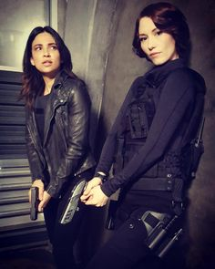"27.7k Likes, 606 Comments - Chyler Leigh (@chy_leigh) on Instagram: ""#fbf - Find yourself a girl who's always got your back... #Sanvers @florianalima @supergirlcw"""
