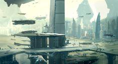 Terra - Spaceport