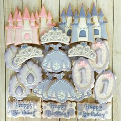 Sofia the First - Cookies Art by Shirlyn princess cookies
