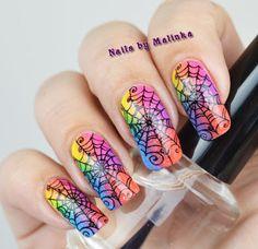 Nails by Malinka: Creative Shop 108 Halloween