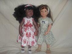 Gotz Hannah and Clara