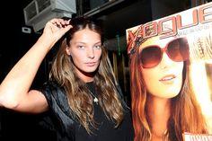 Daria Werbowy Celebrates FNO with Sunglass Hut & Vogue Eyewear