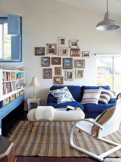Um sonho todo azul, azul da cor do mar!