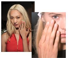 NYFW RECAP: Spring, Summer 2015 Best Nail Polish Trends/Swatches