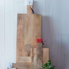 Raw Wood Boards   west elm
