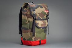 Heavy Pedal x Mixed Works - Eagle Backpack