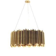 Savoy Chandelier Polished Nickel Clear Glass Available
