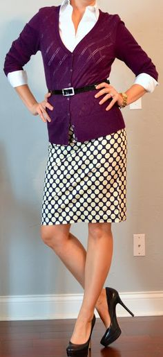 Outfit Posts: (outfits 16-20) one suitcase: business casual capsule wardrobe