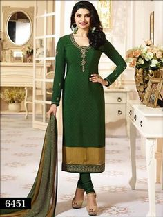 Looking to buy salwar kameez? ✓ Shop the latest dresses from India at Lashkaraa & get a wide range of salwar kameez from party wear to casual salwar suits! Salwar Suits, Salwar Kameez, Punjabi Suits, Indian Dresses, Indian Outfits, Indian Suits Online, Prachi Desai, Lehenga Gown, Bridal Lehenga