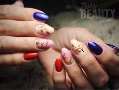 Autumn Nails, Passion, Beauty, Beauty Illustration, Fall Nails, Spring Nails