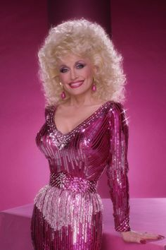 Dolly Parton - this lady is gonna be at Glastonbury! Excited much?