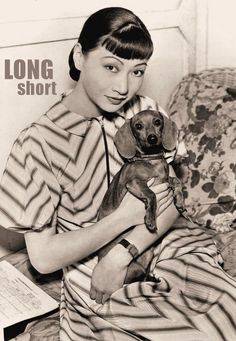 Anna Mae Wong, The Long and Short of it All: A Dachshund Dog News Magazine: pop culture