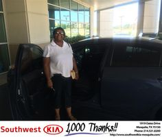 https://flic.kr/p/NqSDHi | #HappyBirthday Norma from Angela Williams at Southwest Kia Mesquite! | www.deliverymaxx.com/DealerReviews.aspx?DealerCode=VNDX