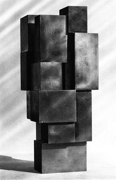 archiveofaffinities: Hans Aeschbacher, Figure XVI, 1959
