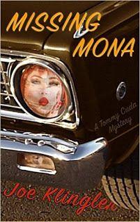 Missing Mona: A Tommy Cuda Mystery - a modern pulpy hard-boiled mystery by Joe Klingler #ebooks #kindlebooks #freebooks #bargainbooks #amazon #goodkindles