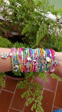 friendship bracelet  bulk Bracelets  Boho Chic  by TresJoliePT