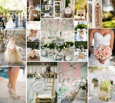Spring vintage wedding inspiration