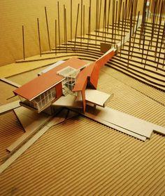 Maquetes de Arquitetura 03
