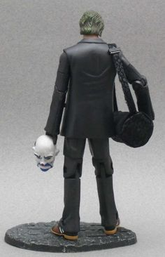 john wick movie masters custom action figure custom
