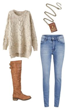 """Outfit Idea by Polyvore Remix"" by polyvore-remix ❤ liked on Polyvore featuring moda, Cheap Monday, Disney y maurices"