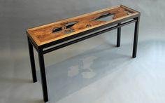 Vince Meyer #accshow #handmade #furniture #woodworking #craft #finecraft