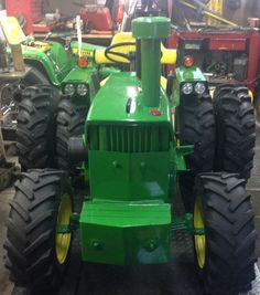 My latest 1/2 scale jd 4020 project.