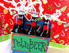 Crafty Mischief: Christmas Crafts (Better Late Than Never!)