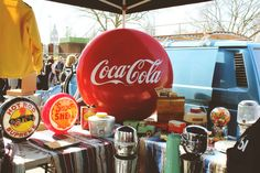 The Classic Car Boot Sale by She Hearts The High Street, via Flickr