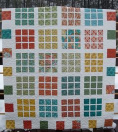 Quilt Patterns  Apartment Nine   EASY Layer by LittleLouiseQuilts, $9.00