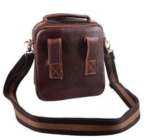 76df248b591 Real Genuine Leather Men S Messenger Bag Retro Shoulder Small Men Bags 2015  New Crossbody Multifunctional Waist Pack Fashion Laptop Bags Briefcase From  ...