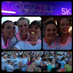 Glow Run 5k KC