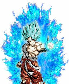 Son Goku SSB