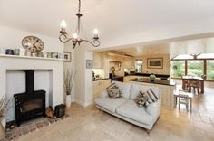 4 bedroom end of terrace house for sale in New Cottages, Tangier Lane, Tunbridge Wells, Kent - Rightmove | Photos