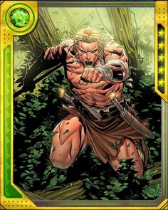 Ka-Zar / Lord Kevin Reginald Plunder. Uncanny X-Men 10